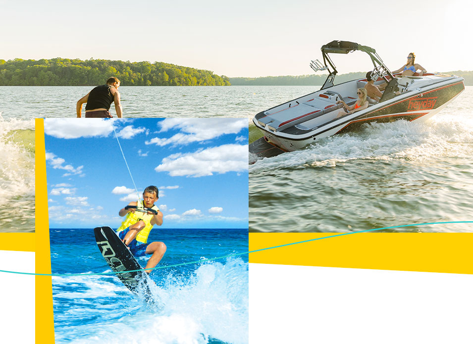 Waterski Wakeboard